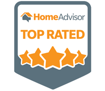 Homeadvisor Top Rated Logo